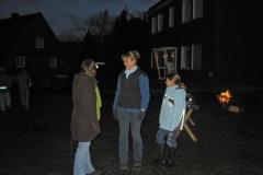 Glühweintrinken 2007